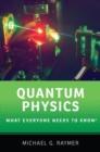 Image for Quantum physics