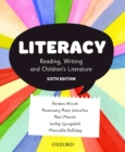 Image for Literacy  : reading, writing and children's literature