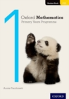 Image for Oxford mathematics primary years programmeStudent book 1