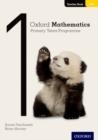 Image for Oxford mathematics primary years programmeTeacher book 1