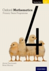 Image for Oxford mathematics primary years programmeTeacher book 4