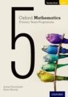 Image for Oxford mathematics primary years programmeTeacher booklet 5