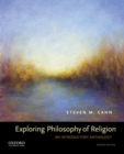 Image for Exploring philosophy of religion  : an introductory anthology