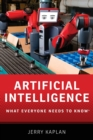 Image for Artificial intelligence  : what everyone needs to know