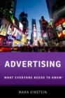 Image for Advertising  : what everyone needs to know