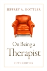Image for On being a therapist