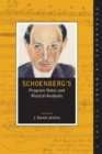 Image for Schoenberg's program notes and musical analyses