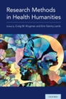 Image for Research Methods in Health Humanities