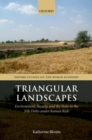 Image for Triangular landscapes: environment, society, and the state in the Nile Delta under Roman rule
