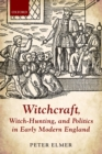 Image for Witchcraft, Witch-Hunting, and Politics in Early Modern England
