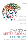 Image for Towards a better global economy: policy implications for citizens worldwide in the 21st century