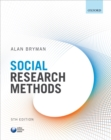 Image for Social research methods