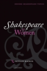 Image for Shakespeare and women