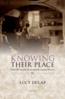 Image for Knowing their place: domestic service in twentieth-century Britain