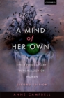 Image for A mind of her own: the evolutionary psychology of women