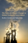 Image for The role of climate change in global economic governance