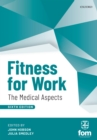 Image for Fitness for Work: The Medical Aspects