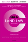 Image for Q&A land law