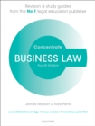 Image for Business law: law revision and study guide