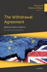 Image for Law & Politics of Brexit: Volume II: The Withdrawal Agreement : Volume II,