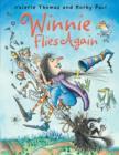 Image for Winnie flies again