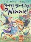 Image for Happy birthday, Winnie!  : Valerie Thomas and Korky Paul