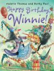 Image for Happy birthday, Winnie!  : Valerie Thomas and Korky Paul