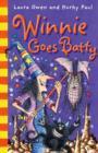Image for Winnie goes batty