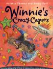 Image for Winnie's crazy capers