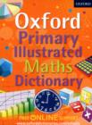 Image for Oxford primary illustrated maths dictionary