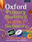 Image for Oxford primary illustrated science dictionary