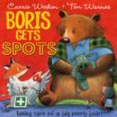 Image for Boris gets spots