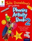 Image for Oxford Reading Tree Songbirds: Julia Donaldson's Songbirds Phonics Activity Book 2