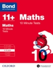 Image for Maths9-10 years,: 10 minute tests