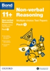 Image for Non-verbal reasoningPack 1: Multiple-choice test papers