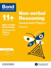 Image for Non-verbal reasoning10-11 years,: Stretch practice