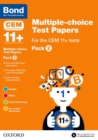 Image for Bond 11+Pack 2: Multiple-choice test papers for the CEM 11+ tests