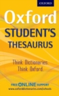 Image for Oxford student's thesaurus
