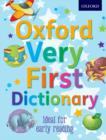 Image for Oxford very first dictionary