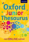 Image for Oxford junior thesaurus