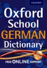 Image for Oxford school German dictionary