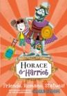 Image for Friends, Romans, statues!