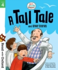 Image for A tall tale and others stories