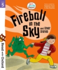 Image for Fireball in the sky and other stories