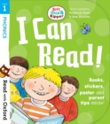 Image for Read with Oxford: Stage 1: Biff, Chip and Kipper: I Can Read Kit