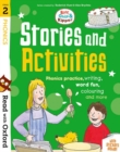 Image for Read with Oxford: Stage 2: Biff, Chip and Kipper: Stories and Activities : Phonics practice, writing, word fun, colouring and more