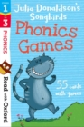 Image for Read with Oxford: Stages 1-3: Julia Donaldson's Songbirds: Phonics Games Flashcards