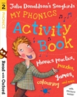 Image for Read with Oxford: Stage 2: Julia Donaldson's Songbirds: My Phonics Activity Book