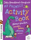 Image for Read with Oxford: Stage 4: Julia Donaldson's Songbirds: My Phonics Activity Book