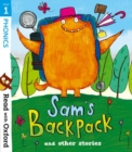 Image for Sam's backpack and other stories